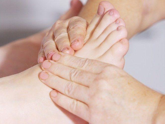 Upptäck de fantastiska fördelarna med fotmassage